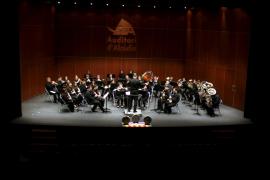 La Federació Balear de Bandes  premia la dedicación a la música