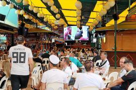 Eurocopa 2020 | Playa de Palma