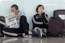 AENA reabre al tráfico los 17 aeropuertos españoles cerrados durante horas