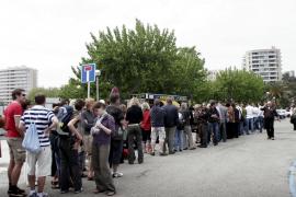 Acciona  y Baleària habilitan  hoy 3.500 plazas más para salir o entrar en las Islas