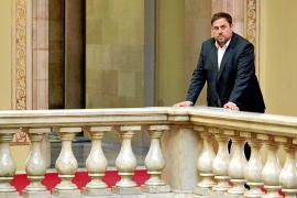 Junqueras asegura que el PSC pide confiar el futuro de Catalunya al PP