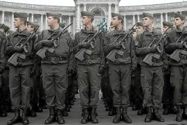 Austria decide mantener el servicio militar obligatorio frente a un Ejército profesional