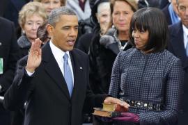 Obama promete diplomacia y apoya la diversidad en su discurso de investidura