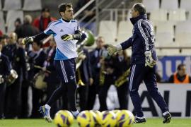 Casillas recupera su mejor versión y el Real Madrid el fútbol