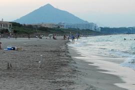 La Ley de Costas expropiará 80.000 metros cuadrados menos de superficie de la playa de Muro