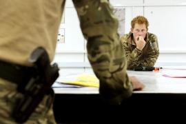 El príncipe Enrique reconoce que ha matado a insurgentes en Afganistán