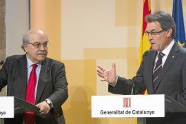 Máxima tensión entre Unió y Convergència a pocas horas del debate soberanista