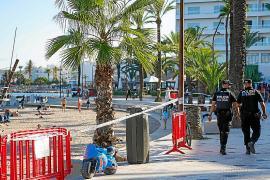 Una Nit de Sant Joan con playas cerradas