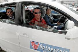 Los aspirantes al carné de conducir, satisfechos con el nuevo examen