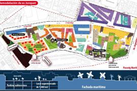Es Jonquet no tendrá centro comercial sino un supermercado soterrado