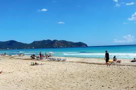 Madrid hace oídos sordos a la propuesta de regeneración de la playa de Cala Millor