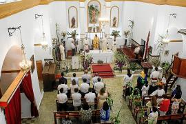 El pueblo de Sant Joan vuelve a disfrutar de su día grande