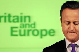 Cameron planteará un referéndum sobre la salida de la UE si gana en 2015