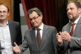 El Parlament declara a Catalunya «sujeto político y jurídico soberano»