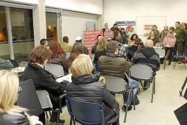 11.000 firmas de Balears apoyan una reforma legal contra los desahucios