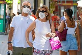 La mascarilla no desaparece del todo de las calles por «prudencia»