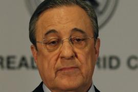 """Florentino: """"Es rotundamente falso que haya habido un ultimátum"""" a Mourinho"""