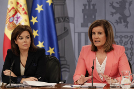 """El Gobierno prorroga el plan Prepara para paliar los efectos """"dramáticos"""" del paro"""
