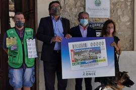 Los 'selvatgins' protagonizan el cupón de la ONCE del 4 de julio