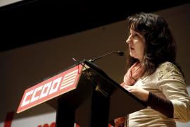 Katiana Vicens, reelegida secretaria general de CCOO en Baleares