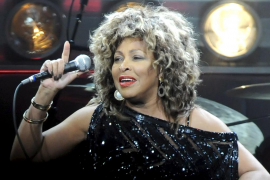 Tina Turner, a punto de convertirse en ciudadana suiza