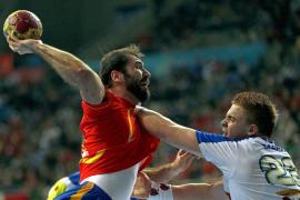 España jugará la  final tras derrotar (26-22) a Eslovenia