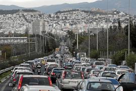 El Gobierno griego pone fin a la huelga del metro con amenazas de cárcel