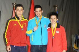 Andreu Jaume pisa el podio del nacional
