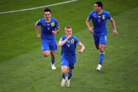 Ucrania hace historia en la prórroga