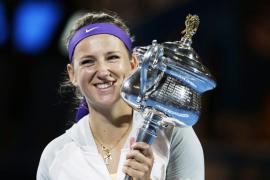 Azarenka revalida el  título y conquista su segundo Grand Slam