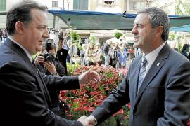 El PP llama al orden al alcalde Torres y a Rotger y les convoca mañana a una reunión en Palma
