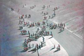 Vanrell y Maneu, únicas galerías locales en Art Madrid