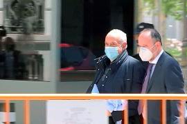 José Luis Moreno queda en libertad bajo fianza de 3 millones