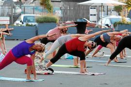 Port Adriano acoge un encuentro dedicado al bienestar físico y mental