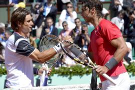 Ferrer asciende al cuarto  puesto del ranking ATP a costa de Nadal