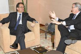 Artur Mas avisa que limitar la acción exterior es típico «del nacionalismo español más rancio»