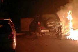 Condenado por incendiar 14 contenedores en Manacor