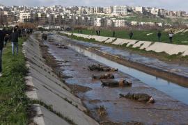 Hallados unos 80 cadáveres atados y con disparos en la cabeza en la ciudad siria de Alepo