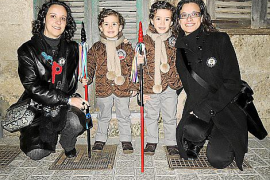 Nit Bruixa en las fiestas de Sant Antoni de sa Pobla