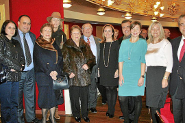 Entrega de los Premis Ciutat de Palma 2013