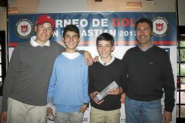 Torneo de golf Sant Sebastià 2013 en Son Vida