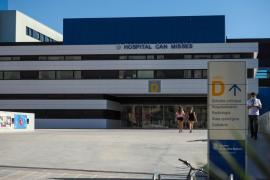 Una joven de 20 años ingresa en la UCI de Can Misses afectada por el coronavirus
