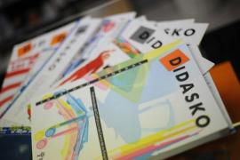 Librería Didasko en Maó, Menorca