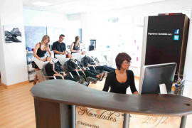 Salón Negre Peluqueros, peluquería en Maó Menorca
