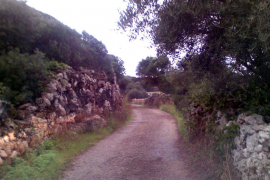 CAMI VELL DE SANT CLIMENT en Menorca