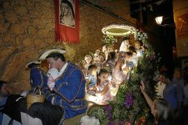 Valldemossa prevé sacar a la calle el Carro Triunfal durante la fiesta de la Beata