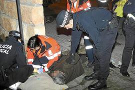 El detenido del Mercedes dice al juez que no recuerda el atropello y la fuga en Palma