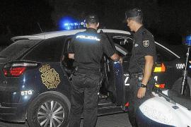 La policía irrumpe en un 'table dance' de s'Arenal donde explotaban a prostitutas