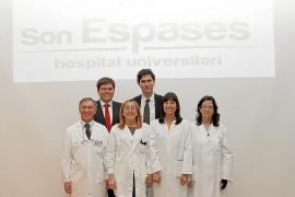 Son Espases cuenta con una nueva unidad de curas paliativas pediátricas