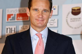 El gobierno de Cort le pide a Urdangarin que no utilice el título de duque de Palma
